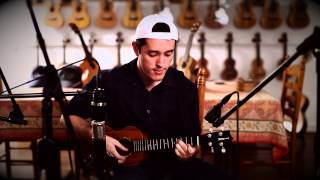 """Andrew Molina """"PayPhone"""" Ukulele Instrumental"""