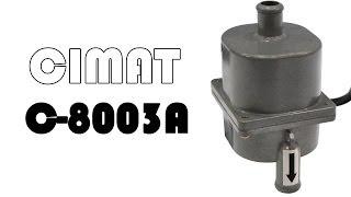 Симат C-8003A — подогрев двигателя — видео обзор 130.com.ua