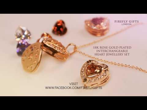 Firefly Gifts Jewellery Showcase