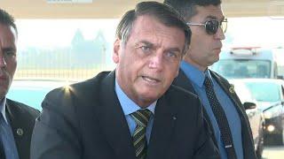 Bolsonaro denuncia ação criminosa de ONGs para tentar DERRUBÁ-LO do governo! thumbnail