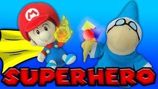 Baby Mario the Superhero