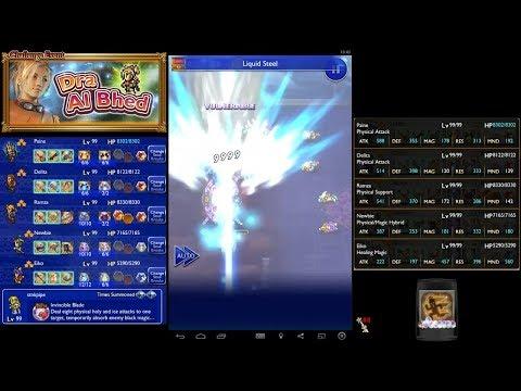 Final Fantasy Record Keeper - Apocalypse+ Seymour Omnis: Jump Start