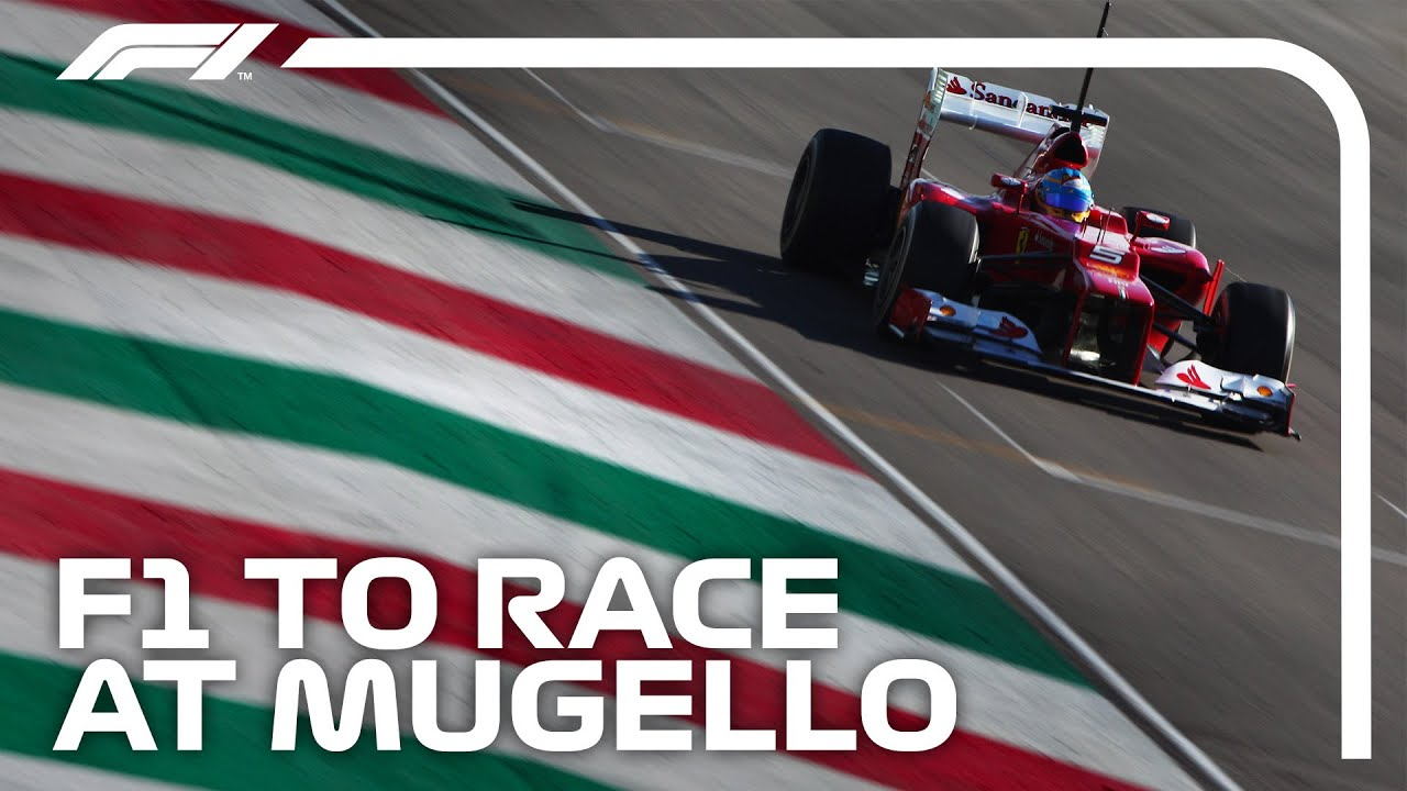 Mugello To Host Its First F1 Race In 2020 Youtube