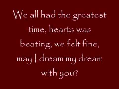 We have a dream Lyrics