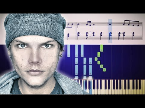 Avicii - Waiting For Love - EASY Piano Tutorial