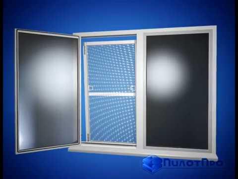 видео: Инструкция по сборке москитной сетки для любых окон. Обновленная версия.