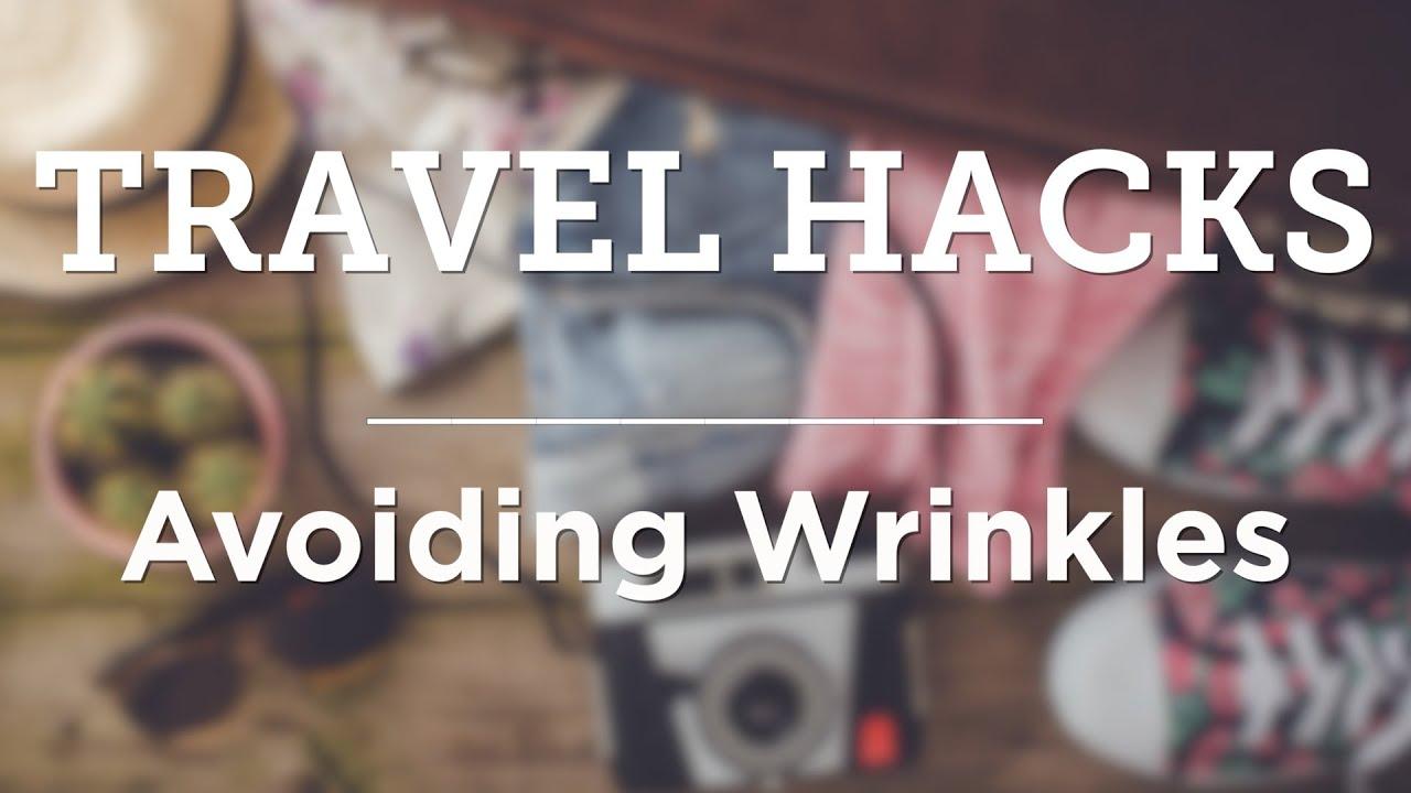 Travel Hacks: Packing Tips for Saving Space, Avoiding Wrinkles