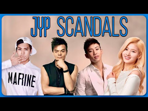 History Of Every K-Pop Scandal With JYP Entertainment