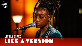 Little Simz covers Gorillaz 'Feel Good Inc' for Like A Version