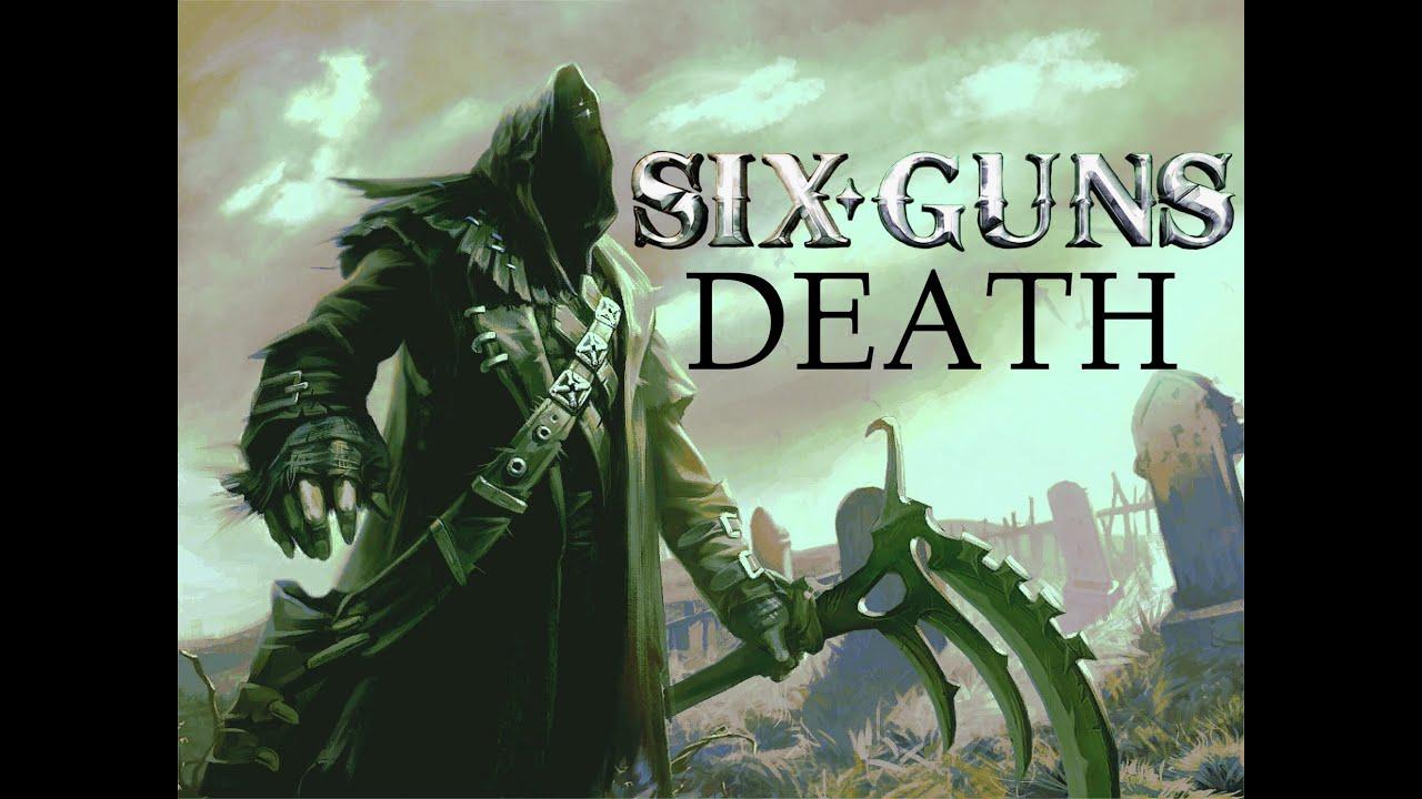 Six Guns