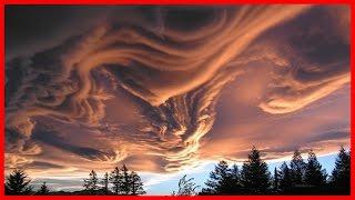 地震雲が発生したら要注意!いま知っておくべき独特の形と特徴とは!? 地震雲 検索動画 11