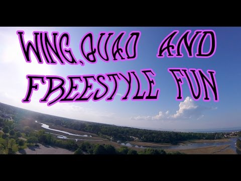 Wing, Quad and Sum Freestyle Fun