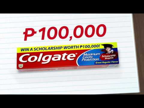 Get a Brighter Future with a Colgate Scholarship!