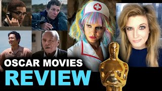 Oscars 2021 REVIEW - Promising Young Woman, Nomadland, The Father, Minari, One Night in Miami