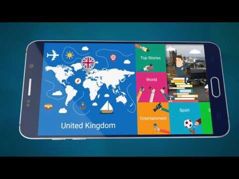 UK News Mobile apps