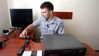 Профессиональный 16-ти канальный Real Time видеорегистратор D1, модели DVR 9416AV(, 2013-07-29T20:00:04.000Z)