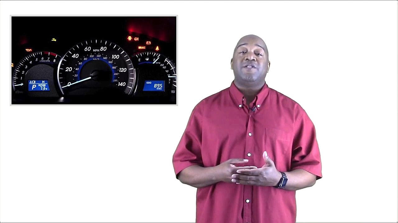 Dashboard Warning Lights And What They Mean On Your Car | Audi Range Rover  Toyota Ford