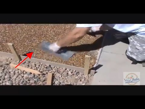 Pebblestone Flooring Driveway Installation | 2018-2019