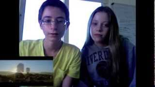 The Giver Trailer Reaction