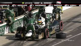 HD 720P 2014 Verizon IndyCar Series Grand Prix of Indianapolis