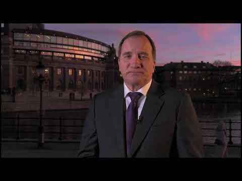 Sweden, Prime Minister Stefan Löfven