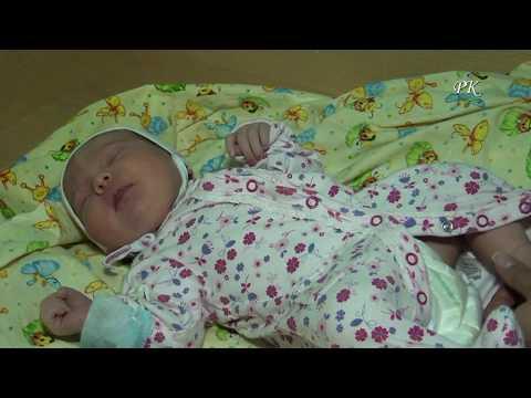Виписка з пологового будинку - Extract From Maternity Hospital