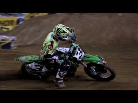 2018 Kawasaki Science of Supercross: Dirt