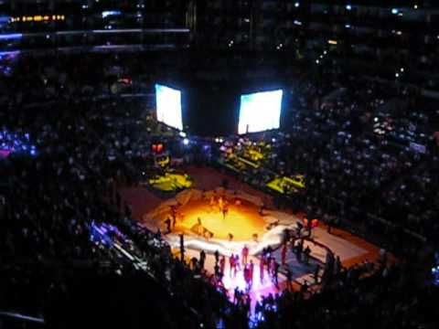 Lakers intro 2008-2009 (1-20-08)
