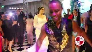 Casamento com show de bateria escola de samba no Hotel Tivolli Mofarrej - Apito de Mestre