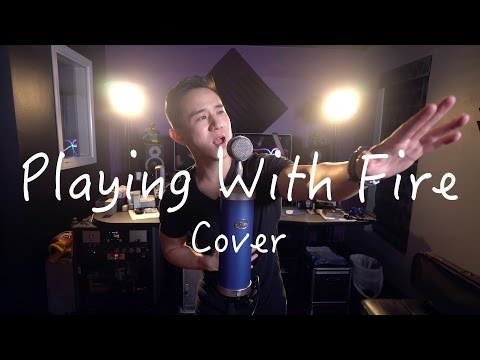 BLACKPINK - Playing With Fire (English Cover l Jason Chen)