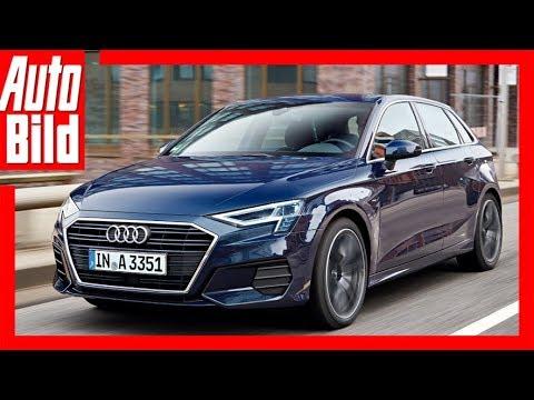Zukunftsaussicht Audi A3 2019 Der Dreit 252 Rer