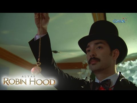 Alyas Robin Hood: Under the magician's spell - 동영상
