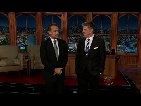 Late Late Show with Craig Ferguson 11/30/2012 Tim Meadows, Mayim Bialik