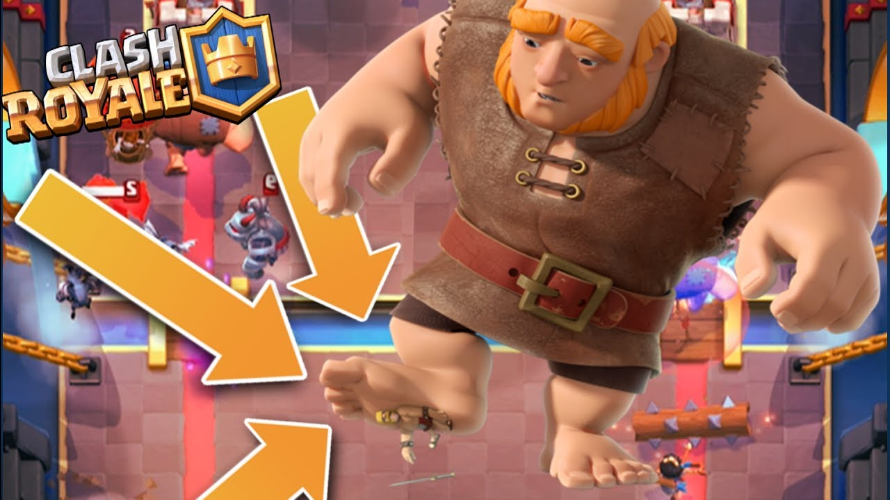 CRUSHING People With EASY Deck! Clash Royale
