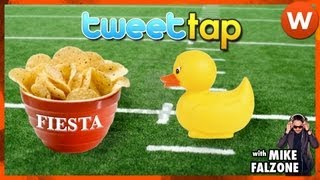Fiesta Time for the Ducks #TweetTap