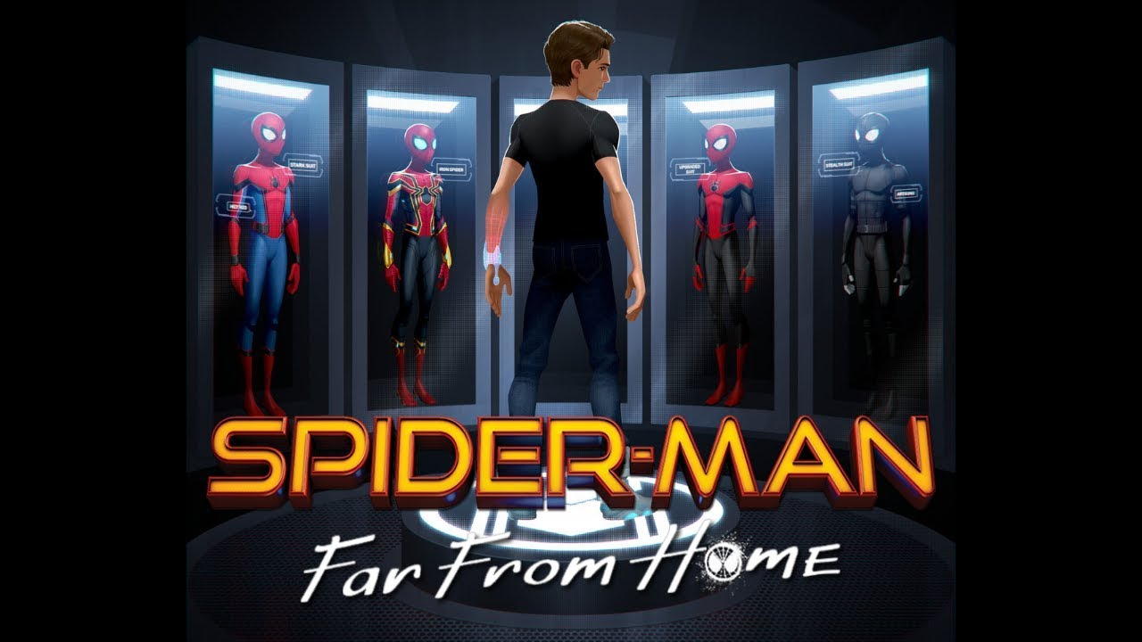 Spider-Man: Far From Home (Rap Music Video)