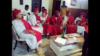 Yourba Actor Ibrahim Chatta Is Getting Married To 5 Wives On The Same Day