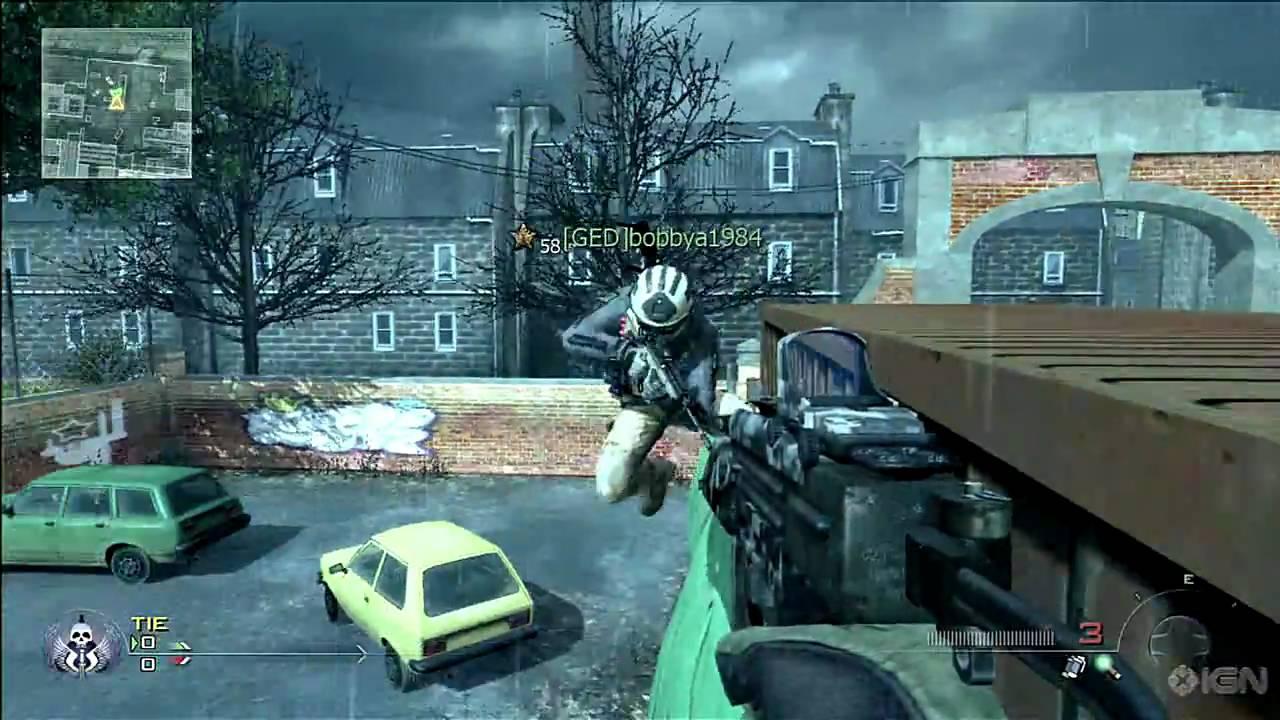 Modern Warfare 2 Stimulus Map Pack Tips - Storm