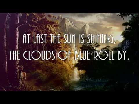 Led Zeppelin- The Battle Of Evermore (Lyrics)