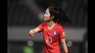 Lee MinA 이민아-South Korean Footballer | Thiên thần bóng đá Hàn Quốc hightlight + khoảnh khắc đáng yêu