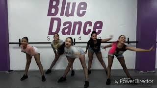 Duro Y Suave*leslie Grace,noriel Blue Dance Studio