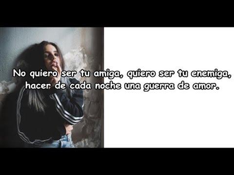 Karen Méndez Ft Mike Bahía - Tu Enemiga [Letra] | HeitMusic19
