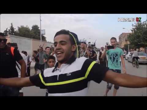 Algerian wedding live ammo shutgun juggling