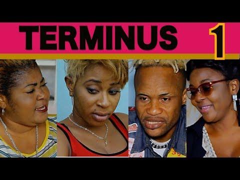 TERMINUS Ep 1 Theatre Congolais avec Bellevue,Maman Top,Ebakata,José de Londres,Alain,Ibutu