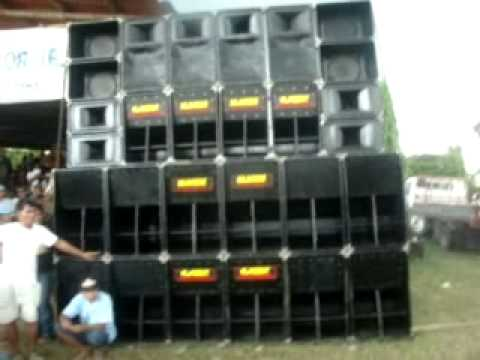 how to set up a passive sound system