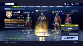 Fortnite Battle Royale PS4 [23-3-2018]