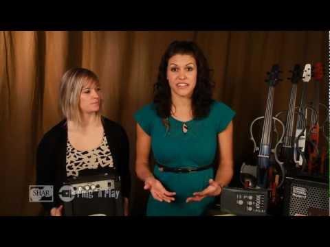 SHAR Plug 'n Play Instrument Series