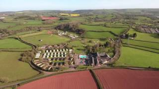 Beverley & Whitehill Aerial Drone 2016