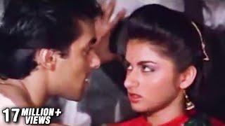 Abhi Mood Nahi Hai | Salman Khan & Bhagyashree | Maine Pyar Kiya