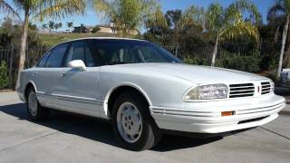 1995 Oldsmobile Eighty Eight Royale LSS SS Supercharged Olds Rocket 88
